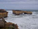 London Arch feature on the Great Ocean Road